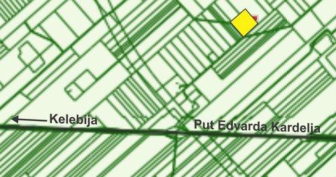 Kelebija,Građevinsko zemljište