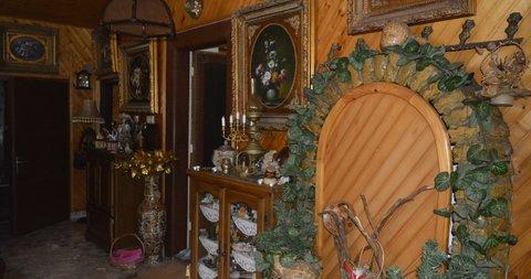 Dudova Šuma,Kuća