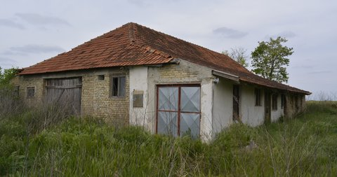 Mala Bosna,Kuća
