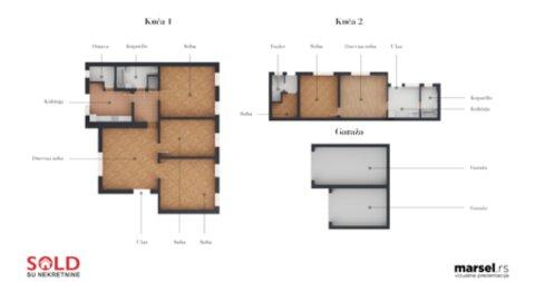 Centar 2,Ház